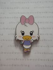 Disney Cutie Cute Baby Character BIG HEAD DAISY DUCK Smiling PWP Starter Set Pin