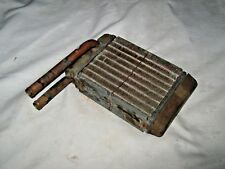 "A Small Vintage Under Dash Car Heater Core 8"" x 5"" possibly Holden Valiant BMC ?"