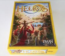 Helios Board Game by Z-Man Games Opened Box *Unpunched