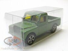 30 x Leerverpackung Klarsicht-Faltbox z.B. für Transporter 1:72 30 x 30 x 70 mm