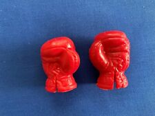 1983 Phoenix Toys Rocky Apollo Creed Clubber Lang Pair of Boxing Gloves