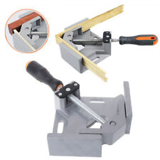 90° Corner Clamp Right Angle Clamp Woodworking Vice Wood Metal Welding Gussets