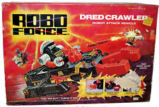 IDEAL Robo Force Dred Crawler Vintage Toy
