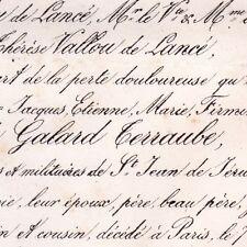 Jacques Etienne Firmin Hector De Galard Terraube 1870