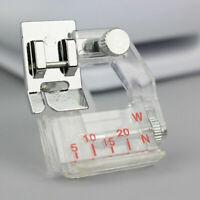 Einstellbare Schrägband Presser Bindung Fuß Für  Nähmaschine Super