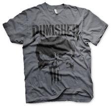 Marvel's The Punisher Officiel Gris T-Shirt