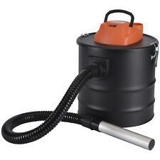 18L 1200W FIREPLACE ASH VACUUM CLEANER HOOVER WOOD BURNER BBQ STOVE CHIMNEY DIRT