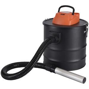 18L 1200W FIREPLACE ASH VACUUM CLEANER HOOVER WOOD BURNER BBQ STOVE CHIMNEY DIRT