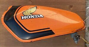 Honda xl 100 175 250 350 autocollant tank Mark Fuel tank