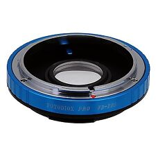 Fotodiox Pro Lens Mount Adapter - Canon FD New FD FL Lens to Canon EOS Camera...