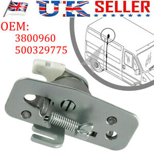Sliding Door Lock Upper Suitable For IVECO DAILY 2000-2014 3800960 500329775 NEW