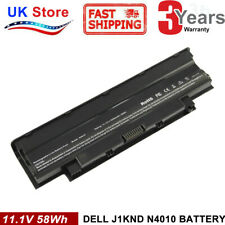 Battery J1KND For DELL Inspiron 3520 3420 M5030 N5110 N5050 N4010 N7110 Laptop C