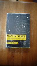 Man in Space by Heinz Haber 1953 HC/DJ