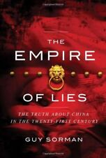 Empire of Lies: The Truth about China in the Twent