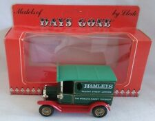 Lledo días GONE 1920 Ford Modelo T van Hamleys Diecast Cuadro Rojo