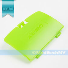 New! Kiwi Green Replacement Battery Door Cover for Nintendo Gameboy Color GBC