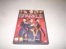 SPARKLE : (DVD,2012) JORDIN SPARKS , WHITNEY HOUSTON , DEREK LUKE, MIKE EPPS