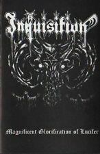 Inquisition - Magnificent Glorification of Lucifer Cassette Tape-SEALED new copy