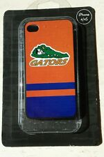Florida Gators Logo iPhone 4/4S Sleek Protective Phone Cell Cover NEW