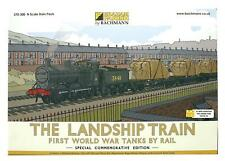 More details for graham farish 'n' gauge 370-300 the landship train special commemorative edition