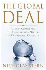 The Global Deal: Climate Change and the Creation of a New Era of Progress and