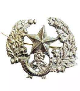 The Cameronians Scottish Rifles Cap/Hat  Badge