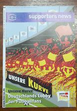 Fussball Fanzine / HSV Supporters News #58 / Hamburger SV / Ultras Poptown CFHH