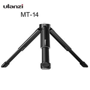 Ulanzi MT-14 Desktop Extendable Mini Tripod Stand with 1/4 Screw for DSLR Camera