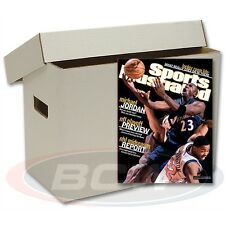 0Magazine Cardboard Storage Box  -SET OF 10-