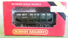 """Hornby R232 12 ton operating """"Consett Iron Co Limited"""" hopper wagon 1441 - boxed"""