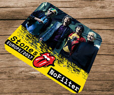 THE STONES EUROPE2017 NOFILTER Mouse pad Mousepad Laptop PC Coumpter Accessories