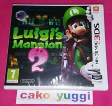 Luigi's Mansion 2 Nintendo 3 DS