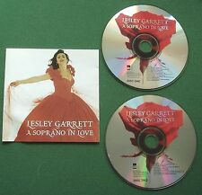 Lesley Garrett A Soprano In Love inc Memory & Think Of Me + 2 x CD