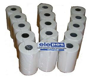 Able AP1200 AP 1200 Chip and Pin Rolls 57x40 Thermal Credit Card Machine Rolls