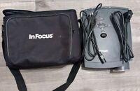 InFocus LP425z DLP Projector Digital Multimedia Projector-Parts or Repair