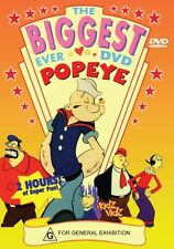 POPEYE - CLASSIC CHILDRENS CARTOON NEW & SEALED DVD FREE LOCAL POST