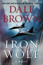 Iron Wolf by Dale Brown (2015, Hardcover)