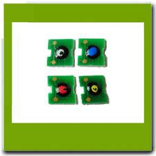 4 Toner reset chips HP CC530A CC531A CC532A CC533A fr CM2320fxi CM2320n CP2025dn