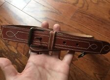 New Authentic Mulberry England  leather belt size 30