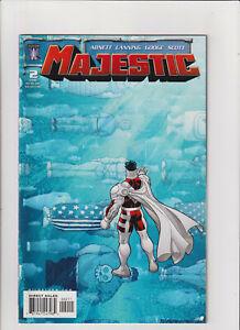 Majestic #2 NM- 9.2 DC/Wildstorm Comics 2005 Superman app.