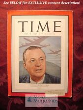 TIME magazine January 14 1946 Jan 1/14/46 LOCKHEED'S ROBERT E GROSS