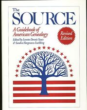 GENEALOGY REFERENCE/ONLINE BOOKS, Mixed Lot of 6, 1993-2000, Like New+!