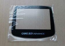 Nintendo Game Boy Advance GBA System Glass Screen Lens Self Stick HOLO Logo MINT
