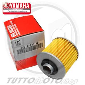FILTRO OLIO ORIGINALE 4X71344090 YAMAHA TT 600 E 1996 2002