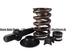 350 Chevy Head Kit to .550 lift valve springs retainers keepers studs set of 16
