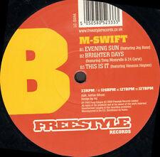 M-SWIFT - Feeling - Freestyle - FSR 069 - 2009 - Uk