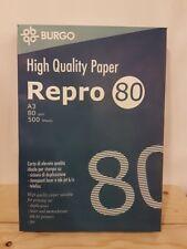 RISMA REPRO 80 500 FOGLI A3 BURGO
