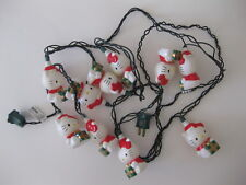 Hello Kitty Christmas Lights Working 10 Light String