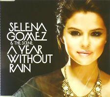 Maxi CD - Selena Gomez & The Scene - A Year Without Rain - #A2240 - RAR