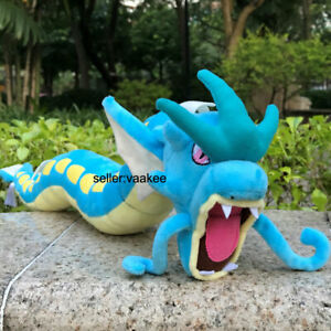 "Dragon Gyarados 23"" Plush Stuffed Toy Cartoon Soft Doll"